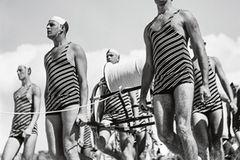 Bondi Beach, Sydney, Australien 1938
