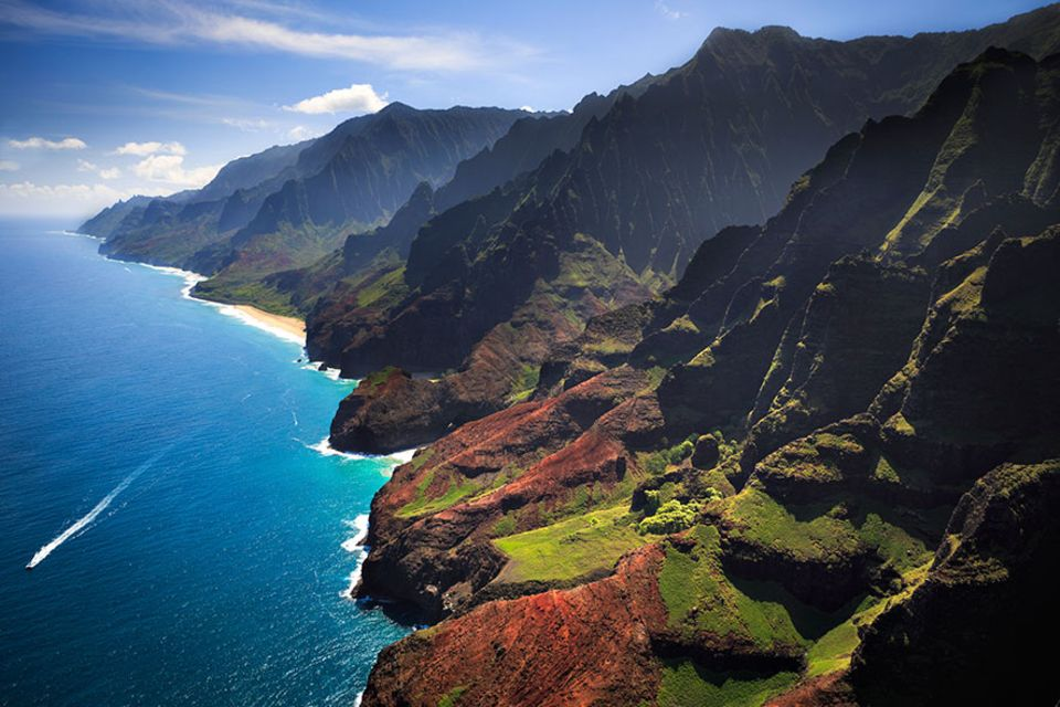 Na Pali, Hawaii