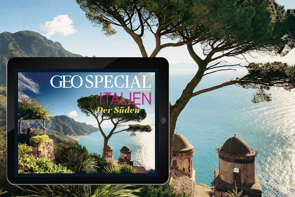 App: GEO Special App: Italiens Süden