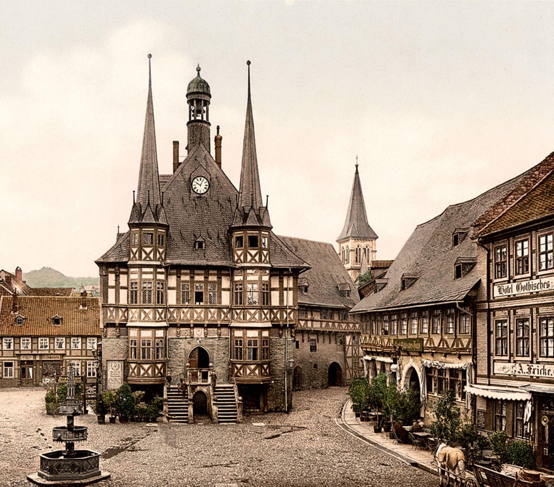 Städte und Landschaften: Bildstrecke: Erinnerungen an eine vergangene Zeit - Bild 6