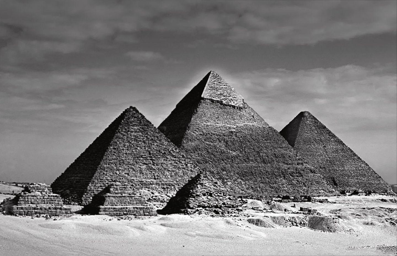 Die Kunst der Pharaonen: Pyramiden: Residenzen für die Ewigkeit
