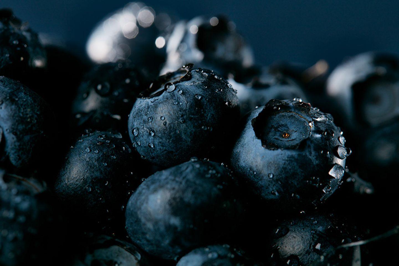 Heidelbeere: Wundersames Blau