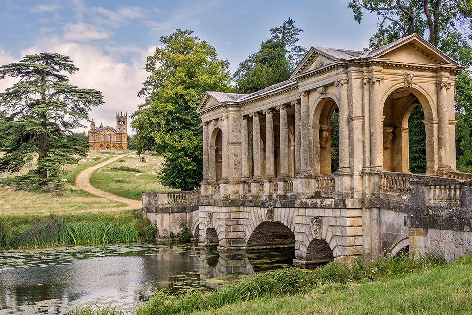 Top-Ten: Die zehn schönsten Gärten Englands