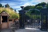 Alnwick Garden, Northumberland