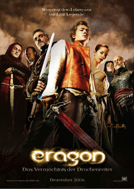 Kinotipp: Eragon - Das Vermächtnis der Drachenreiter