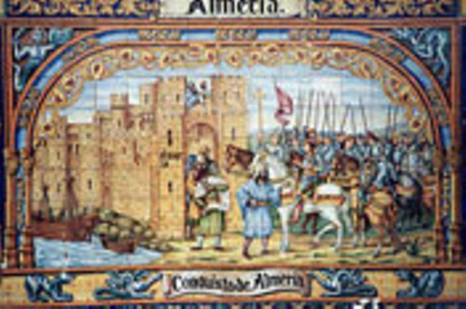 Geschichte Spaniens: Die Geschichte Spaniens von 507 bis 1898