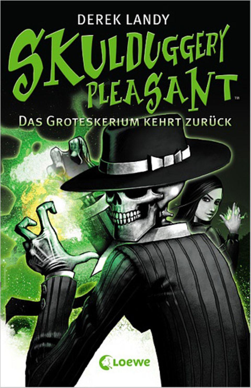 "Skulduggery Pleasant. ""Das Groteskerium kehrt zurück"""