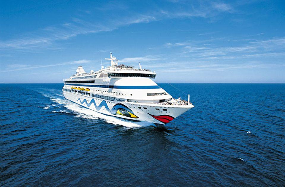 Volle Kraft voraus, Erholung inklusive: Urlaub auf dem Kreuzfahrtschiff
