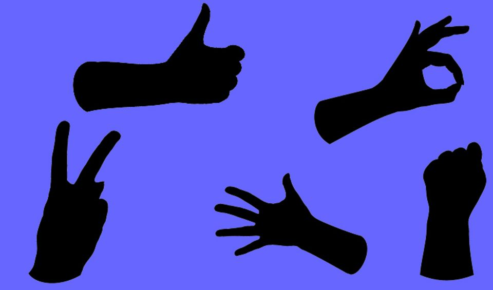 Gestik: Jede Geste kann in unterschiedlichen Kulturen ganz anders verstanden werden