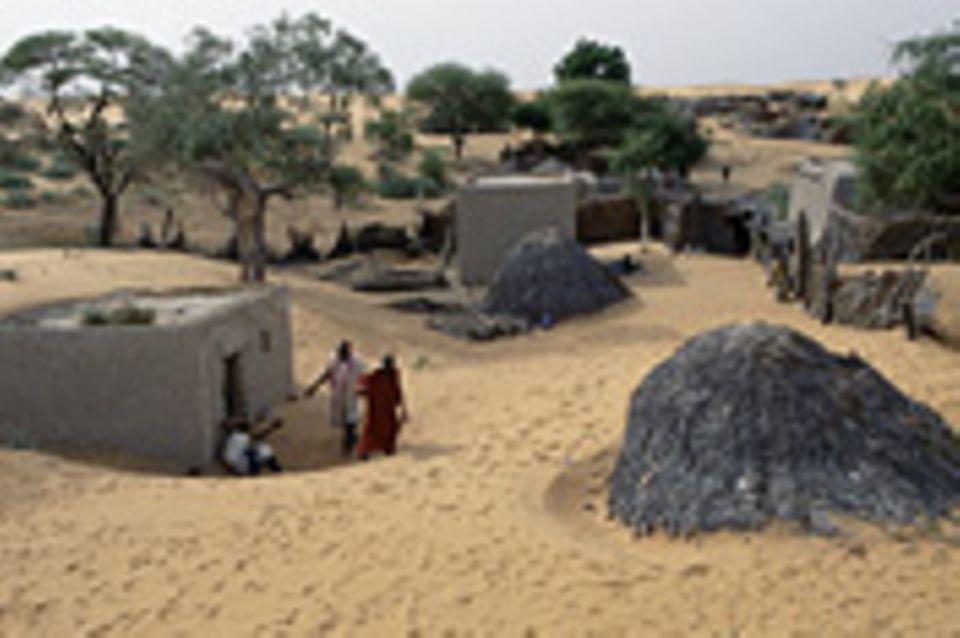 Sahara: Wüste auf dem Vormarsch