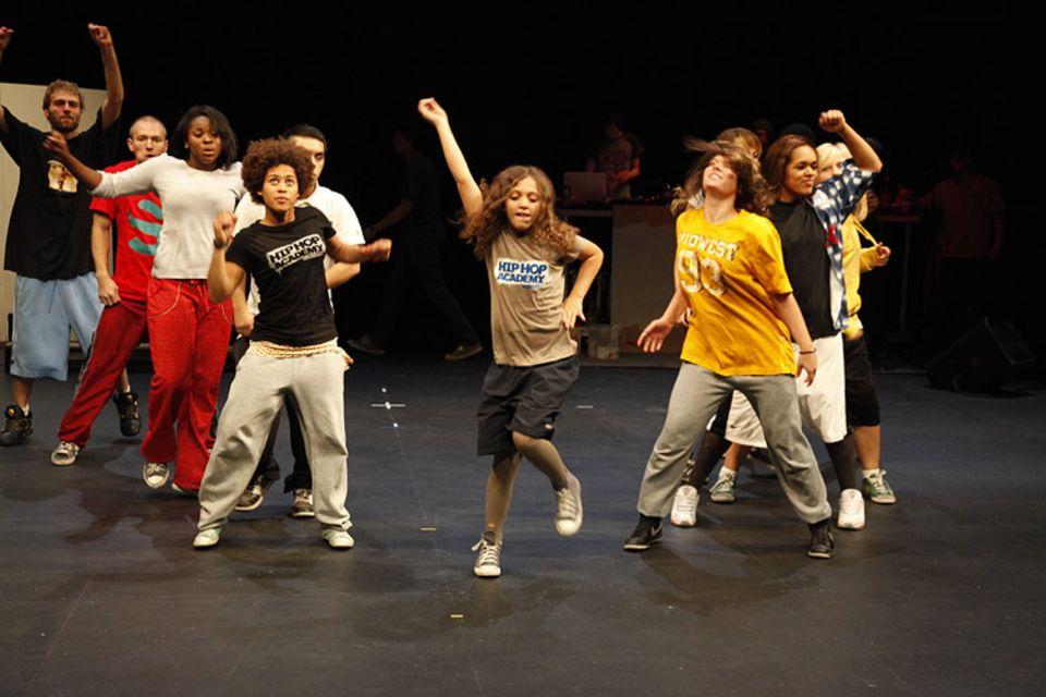 Breakdance: Zu Besuch in Hamburgs Hip-Hop-Schule
