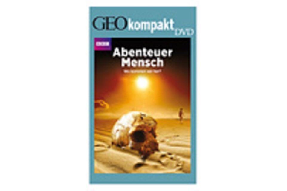 GEOkompakt-DVD: Abenteuer Mensch