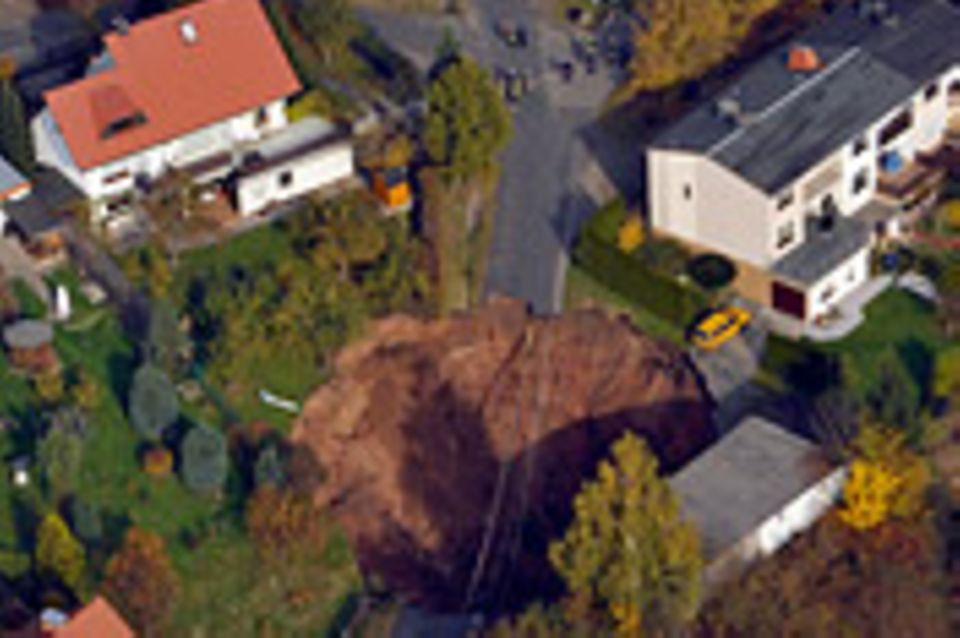 Geologie: Interview: Wenn die Erde wegbricht