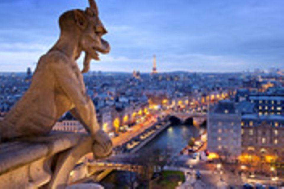 Städtereise: Städtereise: Paris von oben