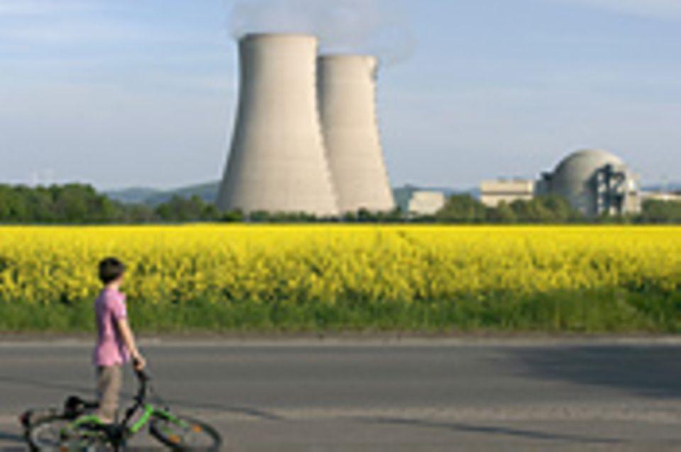 """Schreibwettbewerb-Sieger: """"Atomkraft"""""""