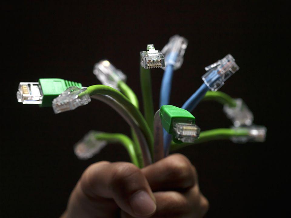 Grüne Informationstechnik: 1,6 Prozent des jährlich in Deutschland verbrauchten Stroms entfallen auf Rechenzentren