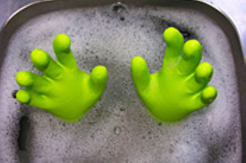 Greenwashing: Greenwashing: Grünes Mäntelchen für schwarze Schafe