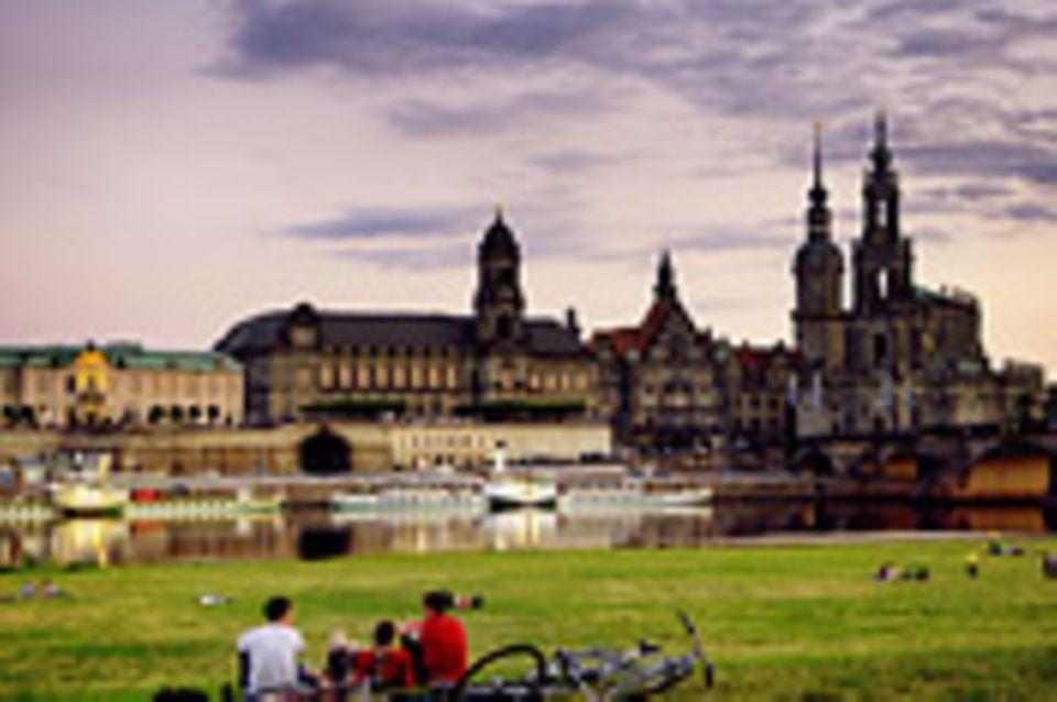 Städtereise: Dresden