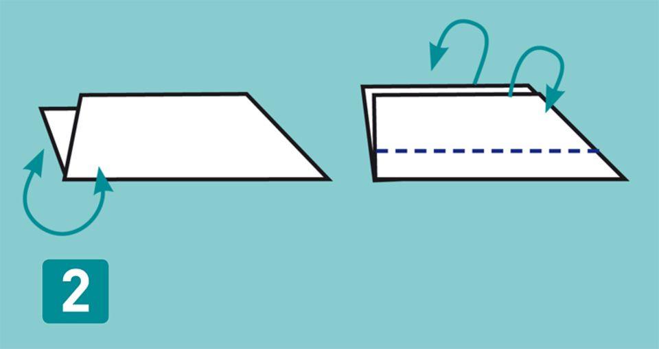 Basteltipp: So bastelst du tolle Papierflugzeuge