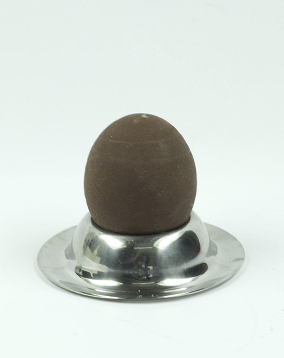 Ostereier mal anders: Pudding- und Schoko-Eier