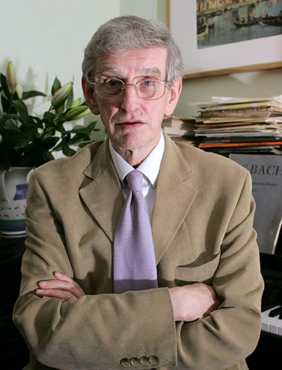 Clive Wearing, 73, war Dirigent und Musikproduzent