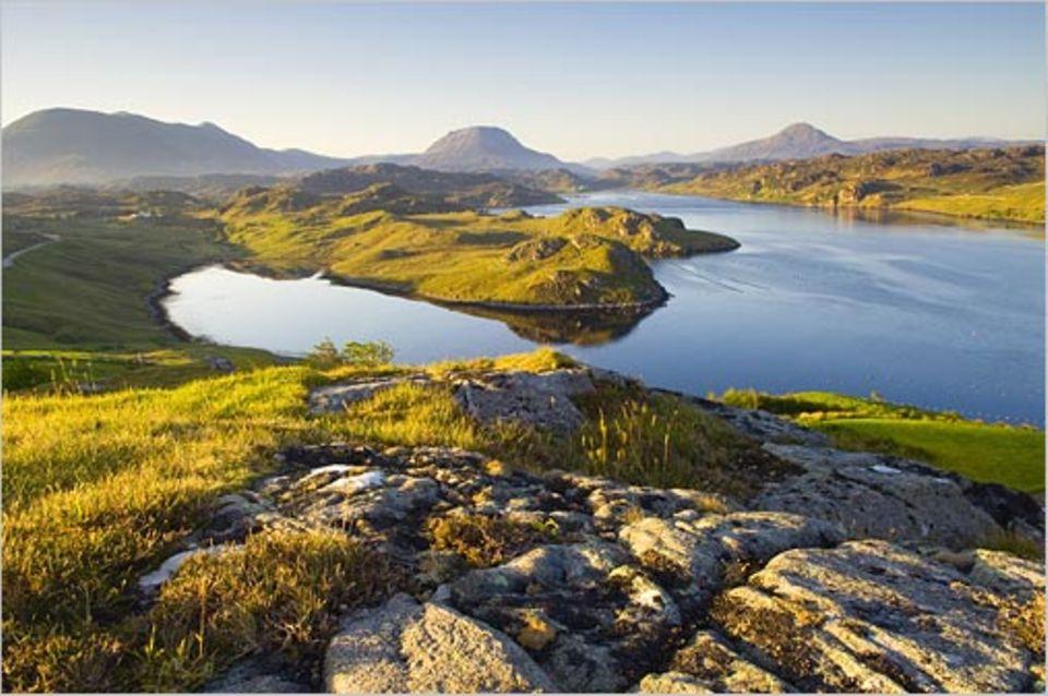 Reiseziel: Schottland