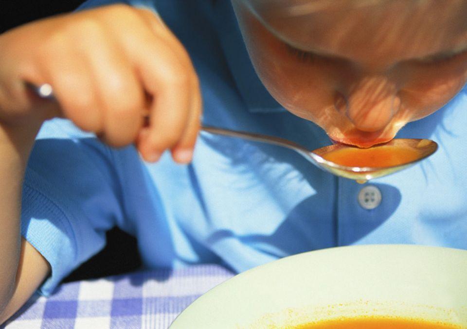 Redewendung: Die Suppe auslöffeln müssen