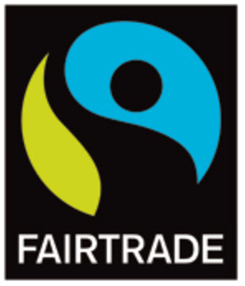 Fairtrade: Hat einen hohen Wiedererkennungswert: das Fairtrade-Siegel