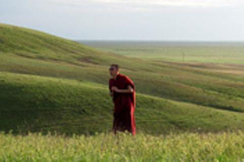 Kalmückien, die Rückkehr der Mönche