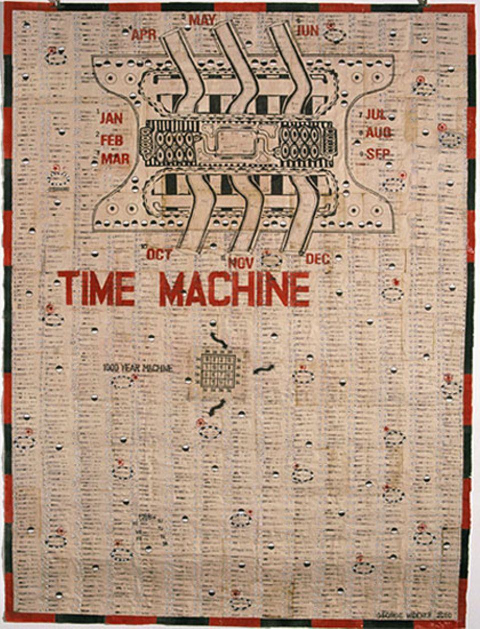 "George Widener: ""Time Machine"""