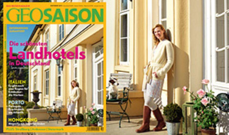 Heftvorschau 10/2011: GEO Saison 10/2011