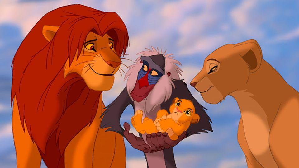 Kinotipp: Königssohn Simba ist geboren