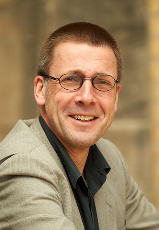 Postwachstumsökonomie: Der Wirtschafts- wissenschaftler Niko Paech lehrt an der Universität Oldenburg