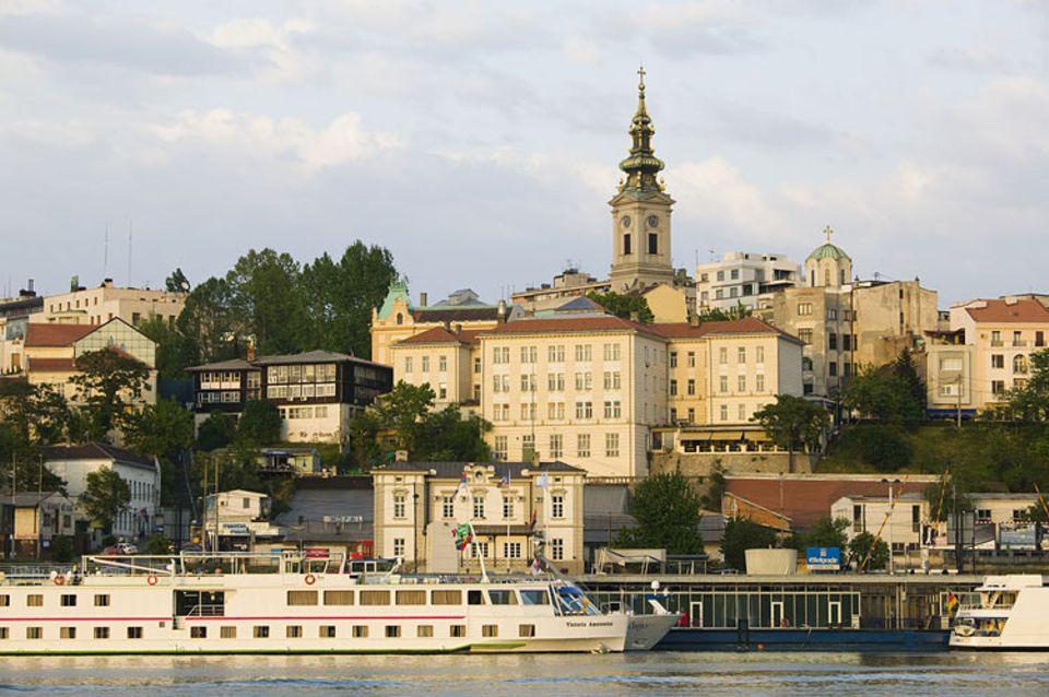 Städtereise: Schönheit zwischen Charme und Zweckmäßigkeit - der Architekturmix in Belgrad