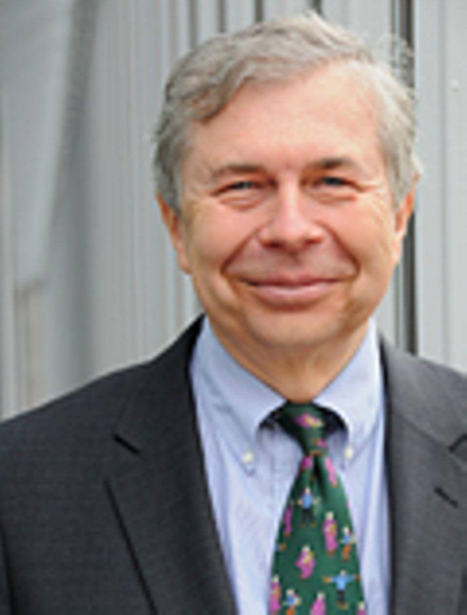 Klimawandel: Der Klimaforscher Guy Brasseur ist Direktor des Hamburger Climate Service Center
