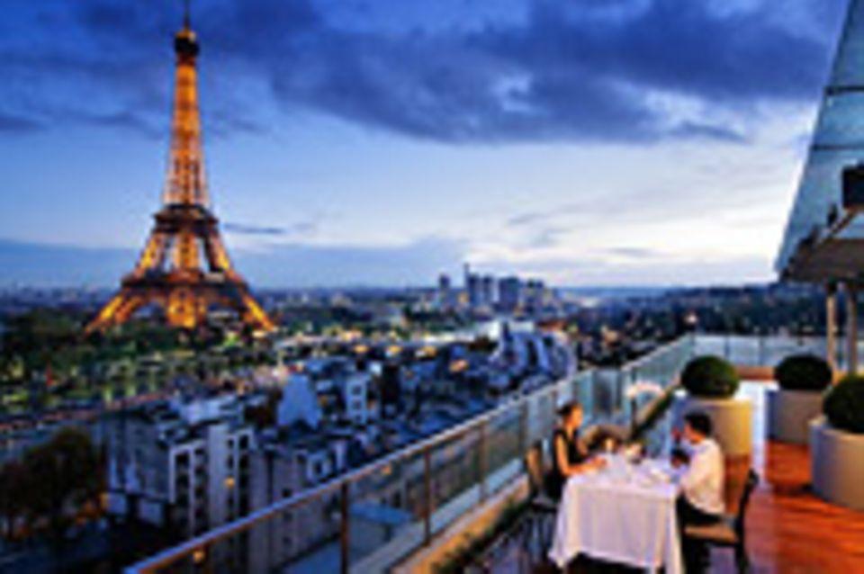 Reiseziel: Paris