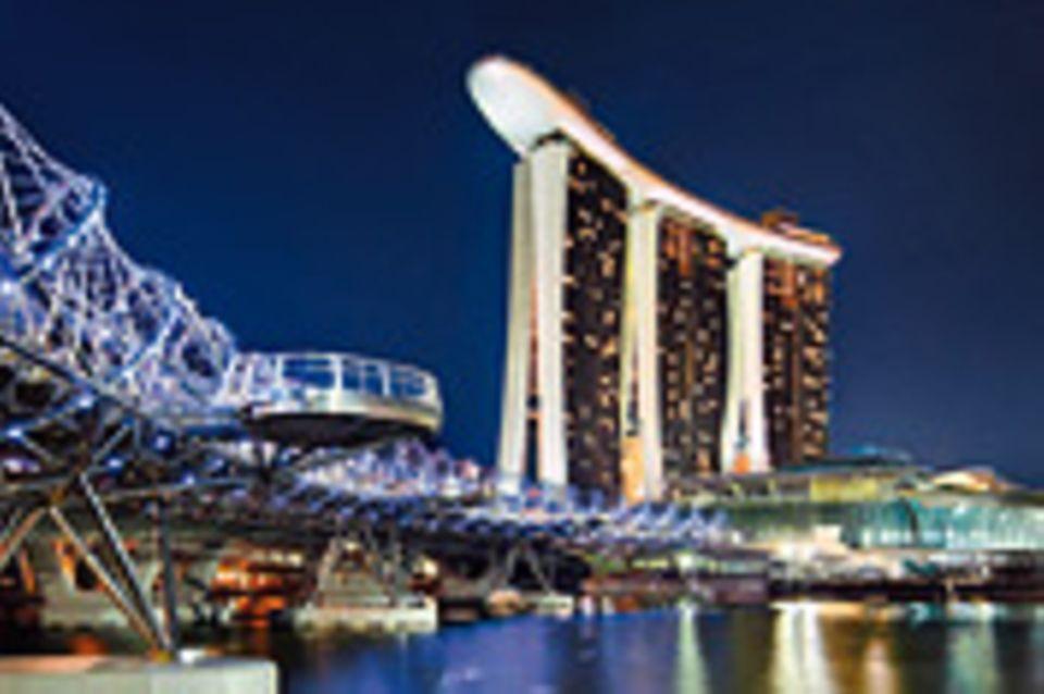 Städtereise: Städtereise: Singapur