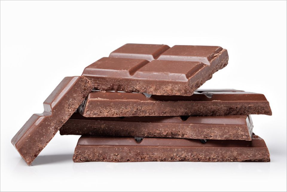 Süßer Traum: Schokolade