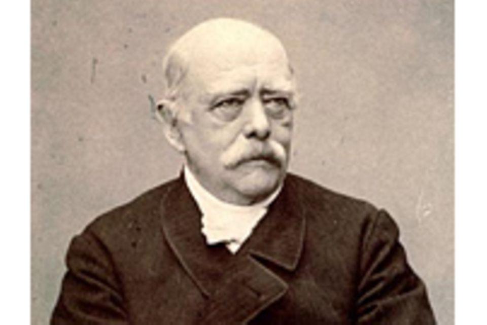 Otto von Bismarck: Das Gespenst vom Sachsenwald