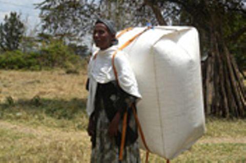 Biogas: Energie im Gepäck