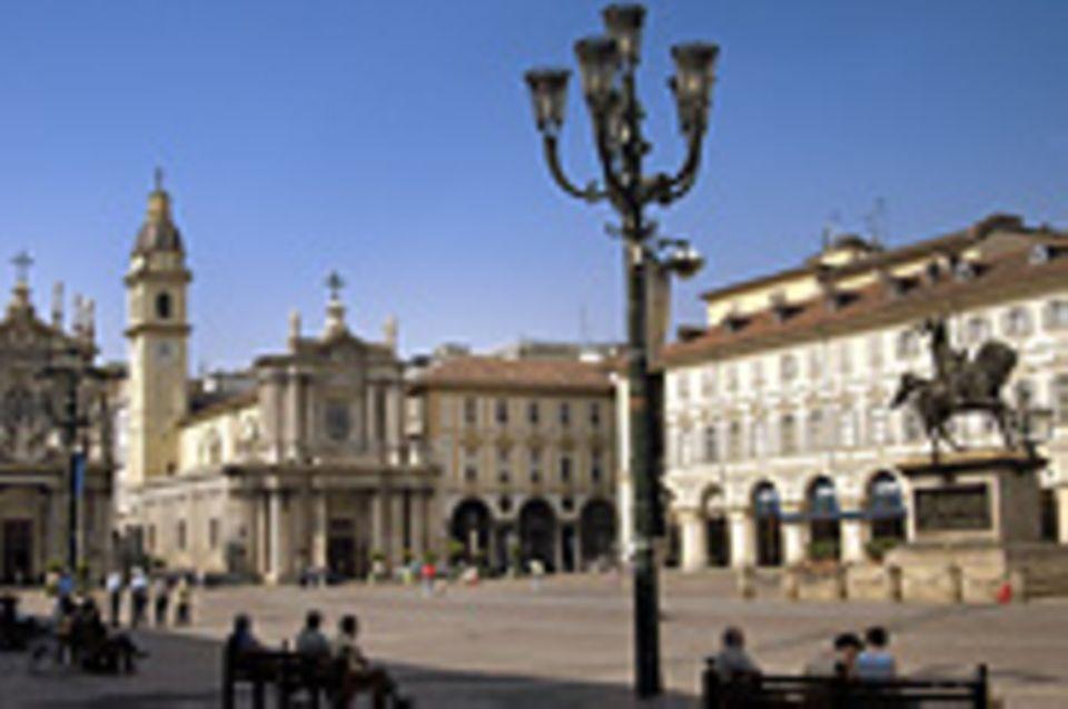 Städtereise: Städtereise: Turin