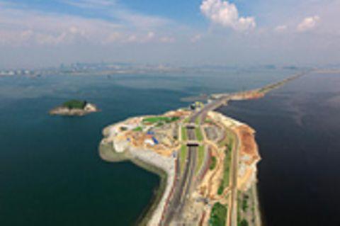 Gezeitenkraftwerk: Strom aus Ebbe und Flut
