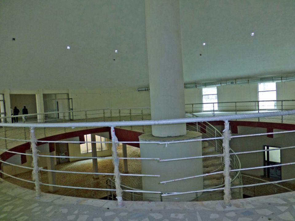 Das nationale Kaffeemuseum in Bonga soll im April 2015 endlich eingeweiht werden