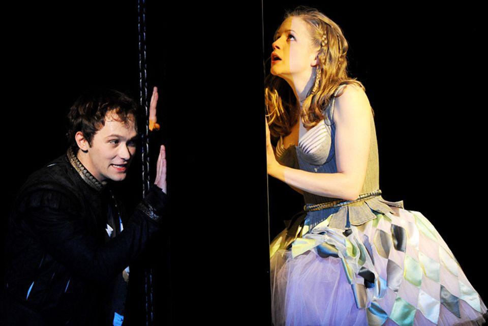 """Beruf: Julia Nachtmann spielt in """"Romeo und Julia"""" die Hauptrolle"""
