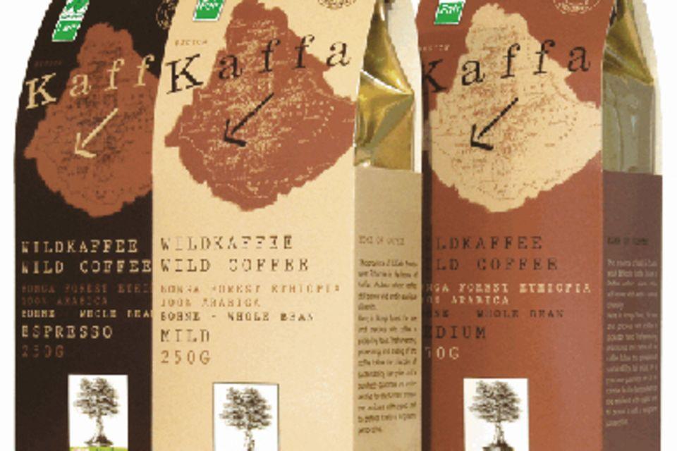 KAFFA Wildkaffee aus Äthiopien: KAFFA Wildkaffee aus Äthiopien