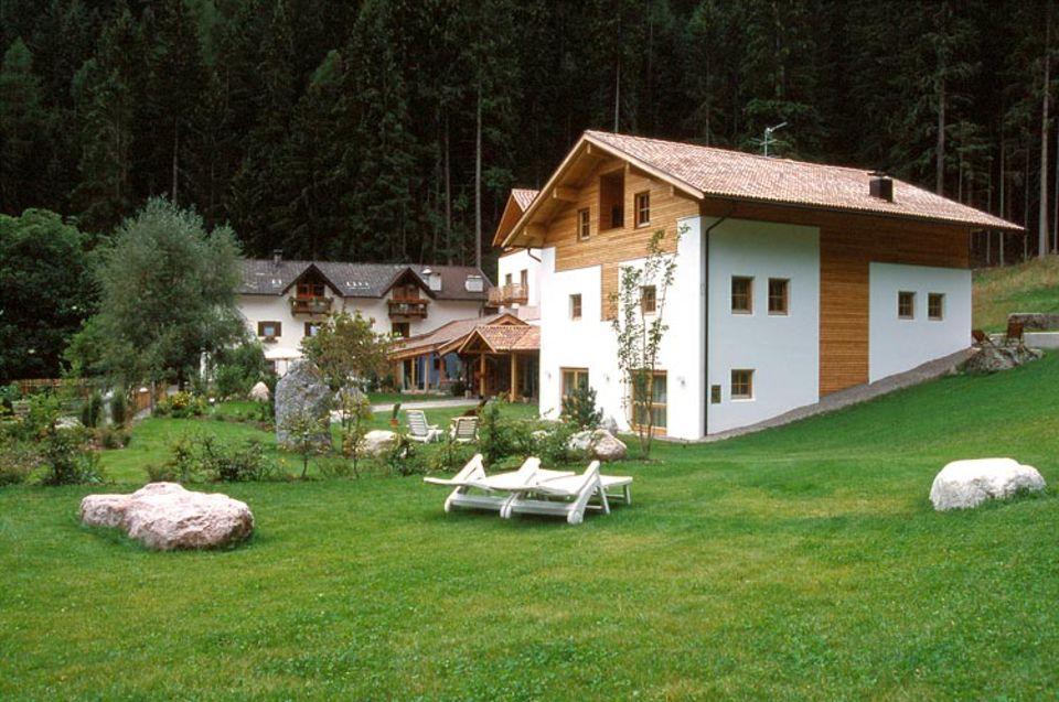 Übernachten: Hotel Bad Schörgau
