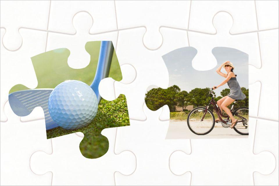Urlaubsplanung: Urlaub als Puzzlespiel: Wer individuell plant, sollte aufs Kleingedruckte achten