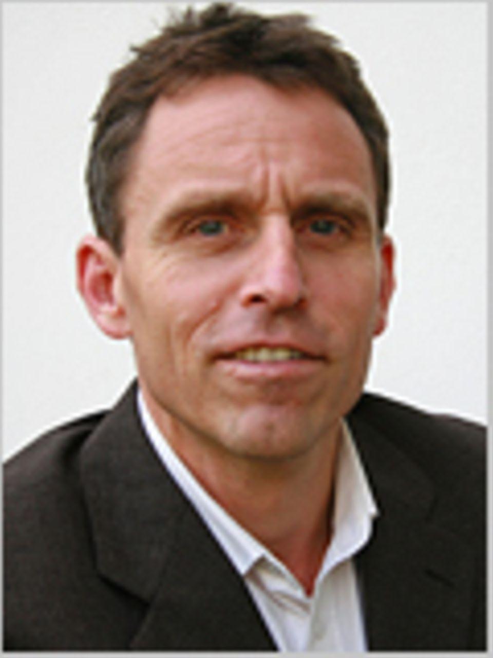 Ralf Thielebein-Pohl ist Geschäftsführer der Hamburger Stiftung Save our Future