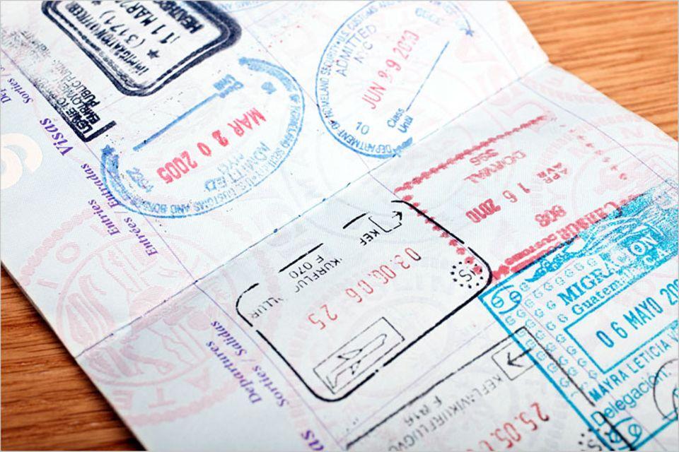 Reisephänomene: Ob Sicherheitsbedenken oder Angst vor wirtschaftlichen Folgen: Die Gründe für eine Visumspflicht sind vielfältig