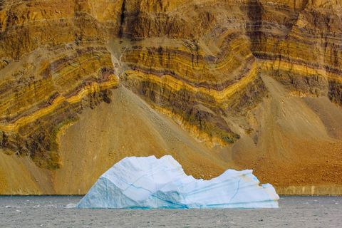 Grönland: Schätze unter dem Eis